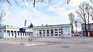 """Drošības apsvērumu dēļ slēdz stadiona """"Daugava"""" ledus halli"""