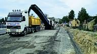 Izmantot otrreiz - asfaltu