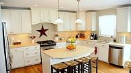 Virtuves trīsstūris un zonējuma princips
