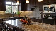 Virtuves zonas ērtākam telpas plānojumam