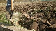 Zemes frēze augsnes sagatavošanai