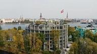 """""""River Breeze Residence"""" – Klīversalas kvartāls: Pielaiko telpu, māju, dārzu"""