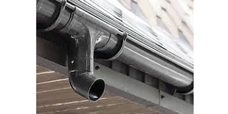 Roof gutters, gutter systems, gutter production