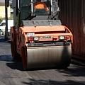 Ceļu būvniecības darbi, asfaltēšana, teritorijas labiekārtošana. Būvtehnikas noma.