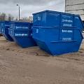 Būvgružu konteineru noma
