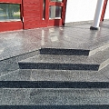 Гранитные ступени и площади