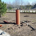 Bioloģiskās kanalizācijas tvertnes, septiķi, ūdens apgāde