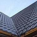 Dažādas sarežģītības jumti