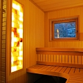 Construction and installation of sauna, Russian bath, steam bath (Hammam) and salt bath