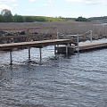 Ūdenstilpņu rakšana un krasta līnijas nostiprināšana