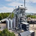 BENNINGHOVEN  Stacionārās asfalta rūpnīcas Wirgten Latvia SIA