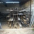 Metāla konstrukciju izgatavošana