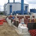 Construction works, Concreting works