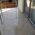 waterproofing on tiles, LDE Lining transparent 4