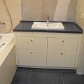Stone bathroom surfaces