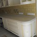 Stone kitchen surfaces