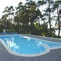 Water heating for pools
