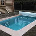 Garden pools for private persons
