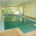 Swimming pools for SPA complexes