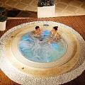 SPA hydromassage bathtubs