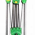 Chain winch