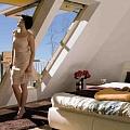 Dažādu izmēru jumta logi