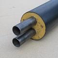 Изолированные двойные трубы, производство изолированных двойных труб