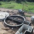 Бетонирование и строительство фундамента