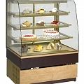 Vitrīna tortēm Georgia Gold