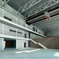 RTU Laboratory building, engineering network design