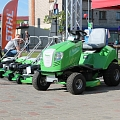 VIKING lawn mowers, Garden tractors