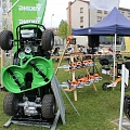 Garden equipment service and repair