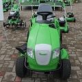 Viking lawn tractors, cultivators