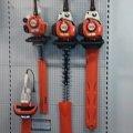 Stihl hedge trimmers and leaf blowers