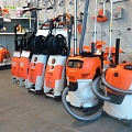 Stihl vacuum cleaners and high pressure washers