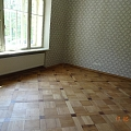 Ash, oak, maple, cherry parquet