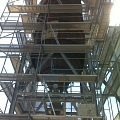 Liepajas Metalurgs, construction installation, building structures, industrial construction works