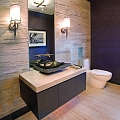 Natural stone bathrooms surfaces