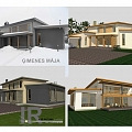 Family house designing