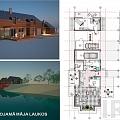 Lauku māju projektēšana