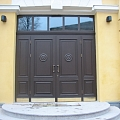 Custom-made doors