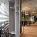 ALANDEKO mēbeles iebūvējamie skapji spoguļ durvis
