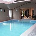Panel type swimming pools