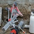 Drilling, Drilling in concrete