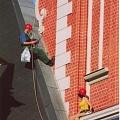 Работа на фасаде