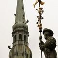 Ремонт покрытия башни