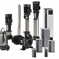 CUE series frequency converters for pumps
