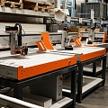 Industrial CNC machines for milling