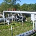 Gas pipeline designing