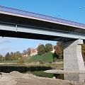 Mūsas tilta rekonstrukcija Bauskā, tiltu rekonstrukcija